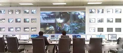 安防视频监控机房设计施工