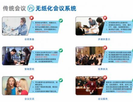 TENON(腾中)智能无纸化会议系统应用于安徽某高等学校
