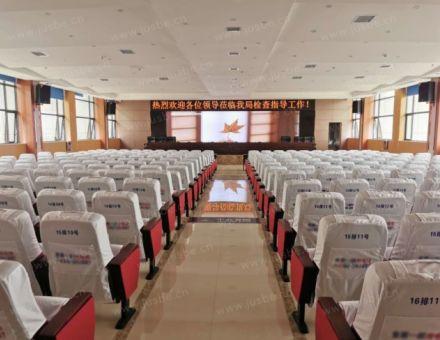 JUSBE(佳比)音视频系统助力湖南省某公安分局新建指挥办公大楼信息化建设