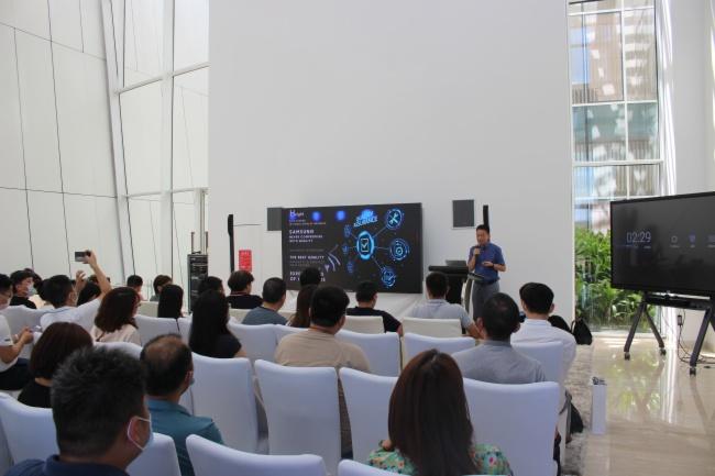 定義視覺空間,讓顯示回歸本質——專訪三星電子大中華區顯示設備營銷部產品總監劉軍光先生