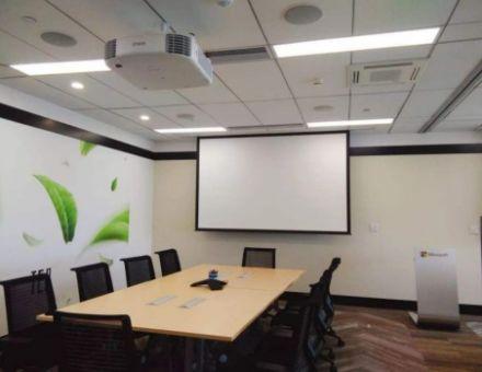 LED会议智慧显示系统已成会议空间新趋势