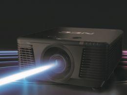 NEC極光系列新品正式發布 投影市場再添實力擔當