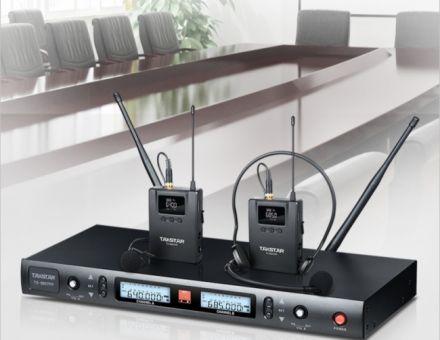无线高保真,多连不串频!——得胜TS-8807PP分集式无线麦克风震撼上市