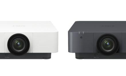 索尼投影機家族新增兩款中距離3LCD激光投影機型號