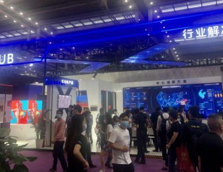 不止于屏!MAXHUB LED创新方案震撼LED CHINA 2021