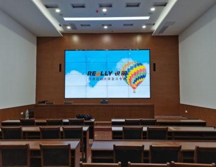 锐丽大屏幕助力湖北某中级人民法院多点显示项目建设