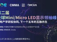 就在UDE | Mini/MicroLED顯示產業2021年半年度盤點與展望
