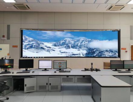 利國利民!小浪底水電站X NEC工程顯示器實現品質跨越