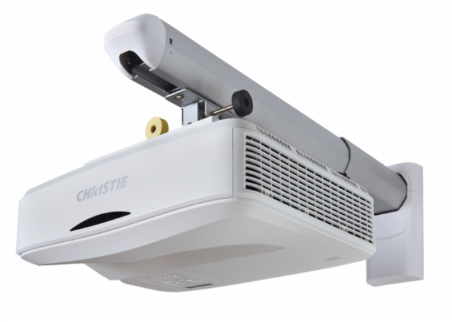 科視Christie Captiva 投影機以超值的性價比提供更高亮度和優異性能