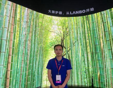 【IFC专访】专访环宇蓝博LANBO市场总监刘权威