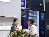 专访|杰和科技数智化自动售货机解决方案亮相2021深圳ISVE