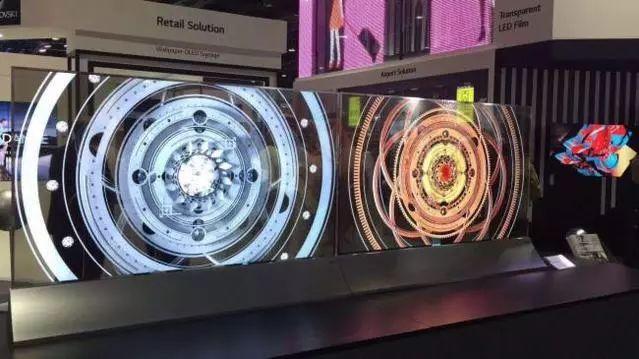 LG 携 OLED 系列产品亮相2018迪拜 GITEX 海湾信息技术展
