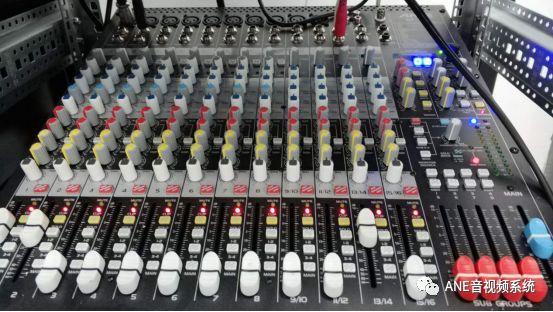 浙江省柯城区市区某业务用房会议室ANE音桥音视频系统应用案例图片