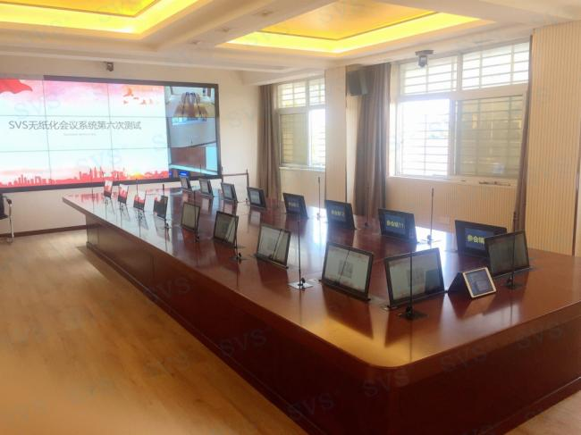 SVS迅控为湖北省某市打造地质灾害应急指挥平台图片
