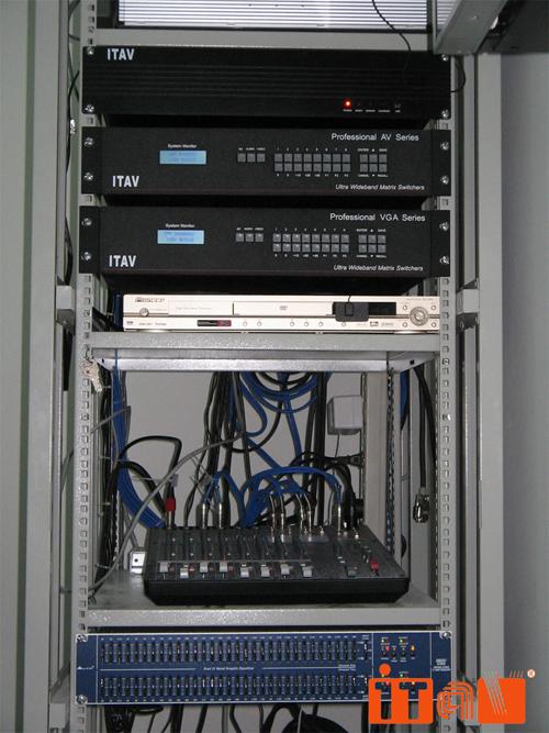 ITAV产品在某市行政审批电子监察系统的应用图片