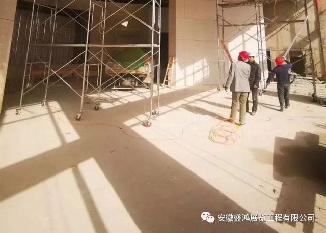 安徽盛鸿倾力打造 ——舜禹智水体验馆图片