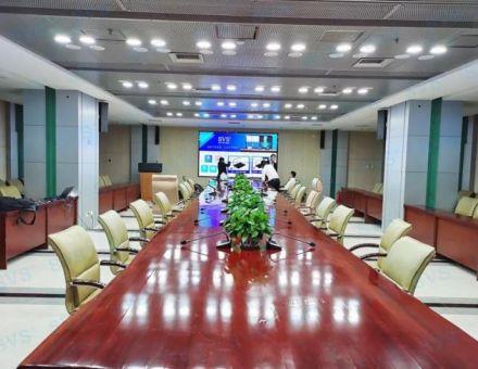 案例分享∣迅控SVS为某集团打造数字化会议室