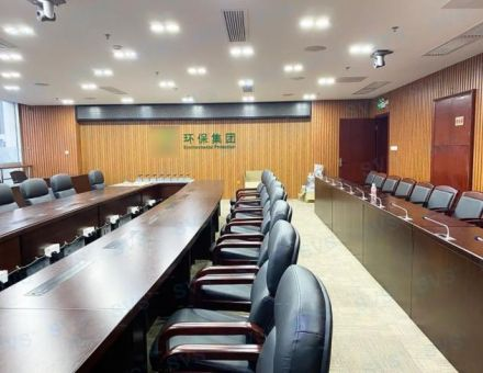 迅控SVS案例分享∣某环保集团无纸化会议室