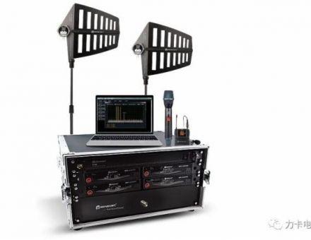 【relacart力卡电子视频课程】HR-31S真分集单通道无线麦克风系统操作流程(2)