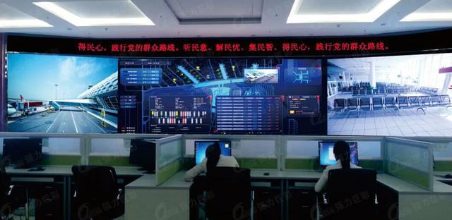 千亿级市场|LED大显示为智慧城市建设增光添彩