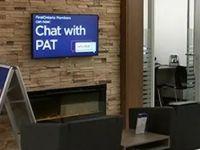 Goodview数字标牌助银行网点引流、活客与获客