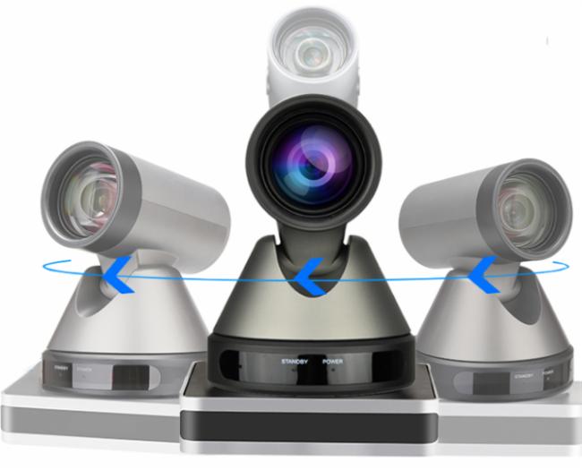 视频会议设备如何选择视频会议摄像机?图片