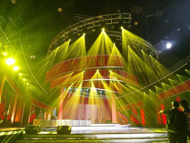 銳聲打造廣東首檔4K電視綜藝節目《藝脈相承》燈光音響系統丨與您共賞圖片
