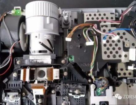 投影机常见的几种故障及排除方法