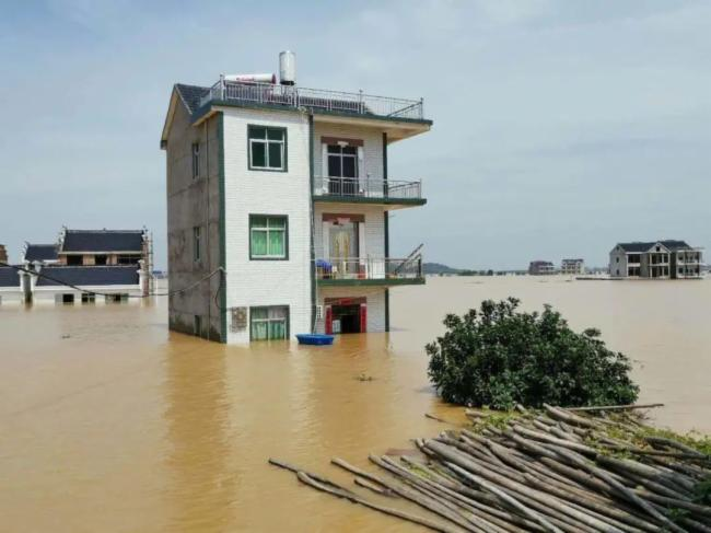 抗洪抢险第一线 | 科达消防实战指挥平台守卫鄱阳湖