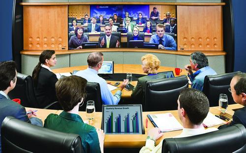 遠程數字會議應用解決方案圖片