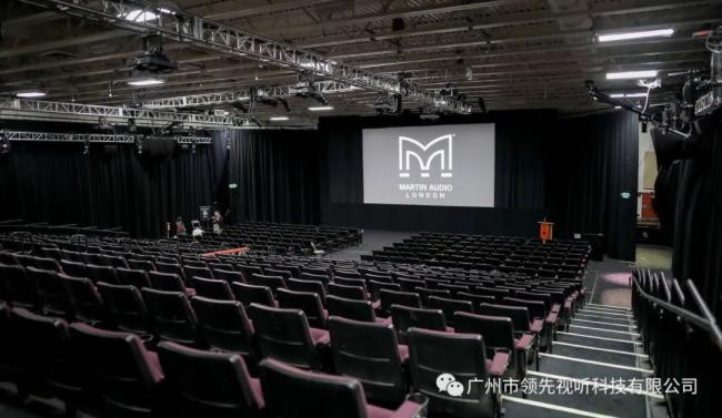 美国盐湖城MARC剧院安装MARTIN AUDIO WPC成功举办《圣丹斯电影节》