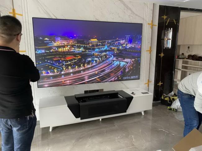 长虹激光知识库 | 买对激光电视,看到这些优势就够了!
