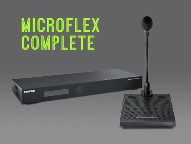 Microflex Complete数字会议系统,为中国建筑事业保驾护航