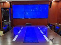 艾索电子无纸化应用于绵阳某县人大常委会议室