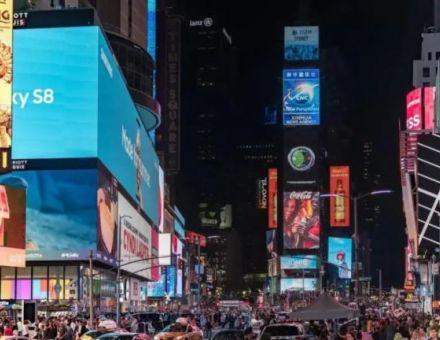 """LCD和LED直发光显示技术之间的竞争推动了""""户外""""数字标牌市场的增长"""