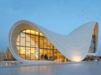 Helvar案例丨为盖达尔阿利耶夫展览中心带来全新用户体验