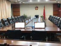 案例分享∣SVS为某市政府打造常务会议室