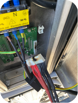 "LED顯示屏防火安全,認準""最關注安全LED顯示品牌""——艾比森圖片"