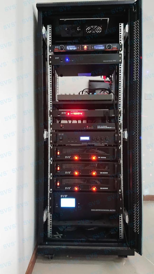 SVS為某電子工程學校打造數字會議廳圖片