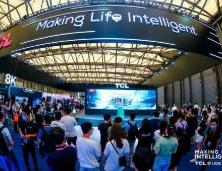 UDE2020展会TCL智显大放异彩,智慧商业方案助力企业挖掘新价值
