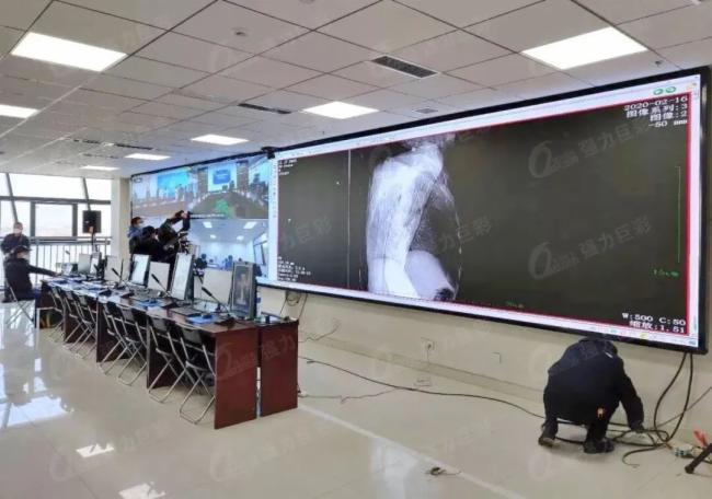 赋能智慧医疗,LED显示大有作为