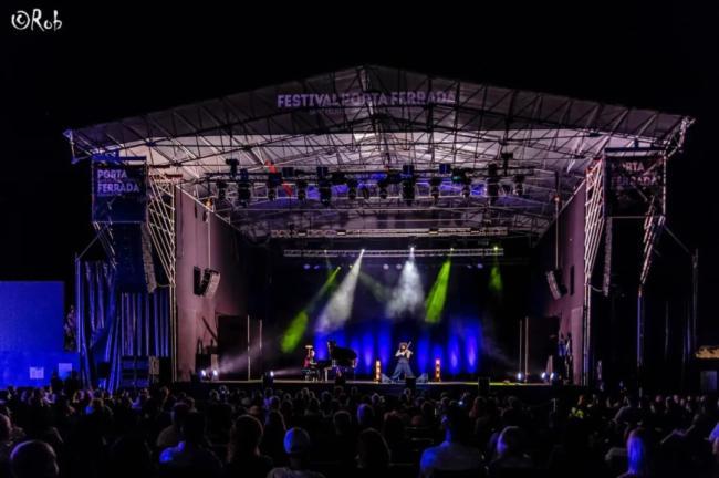 NEXO STM助力西班牙费拉达港音乐节