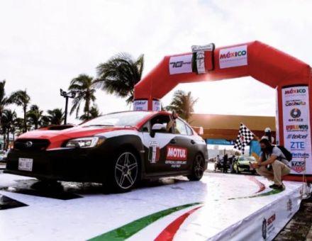 速度与激情!TVU方案挑战泛美公路拉力赛七日大跨度直播