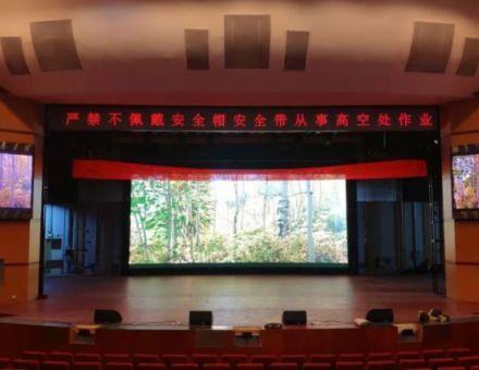 深圳龙华会堂严选d&b最新A-系列优化扩声系统