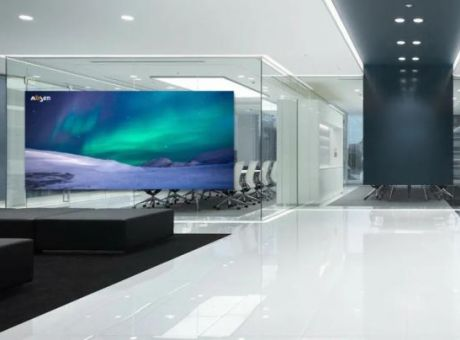 还原至真世界,艾比森全球首发Micro LED体育appbob官网