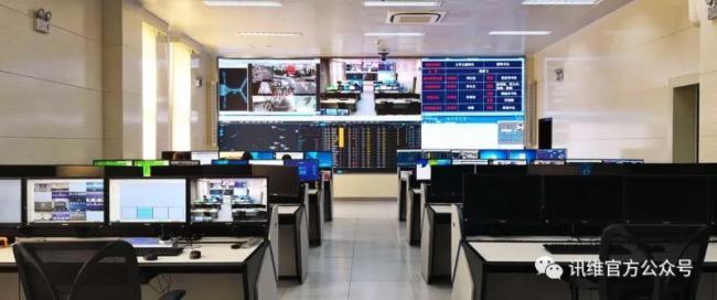 訊維KVM坐席管理系統成功應用于云南某民用機場公安局指揮中心!
