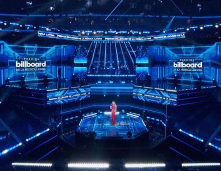 Billboard 拉丁音樂獎| ROE LED在光影世界閃耀