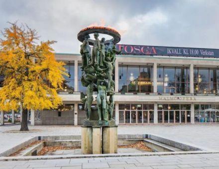 d&b Soundscape 为著名的瑞典马尔默歌剧院提供超凡的沉浸式声音体验