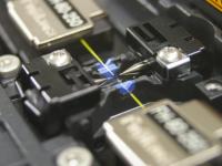 光纤熔接机的光纤对准方式