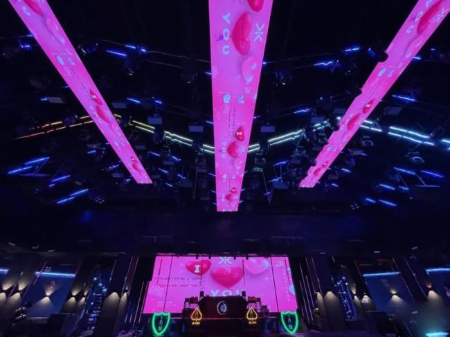 火力全开——linx林克斯打造栾川CLUB.K酒吧俱乐部的极致震撼氛围